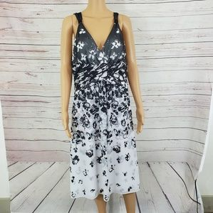 NWOT White House Black Market Dress 14